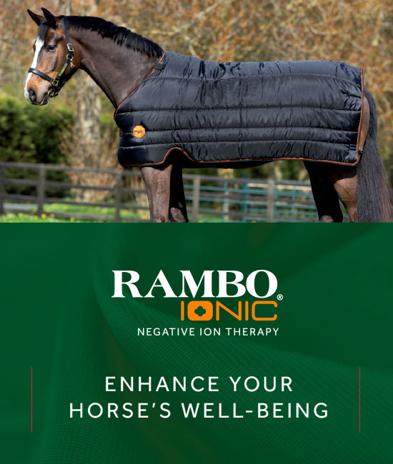 Rambo® Ionic Negative Ion Therapy – Enhance your Horse's well-being