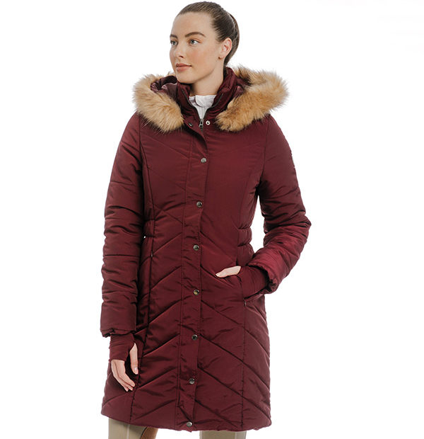 Fifi Hooded Coat