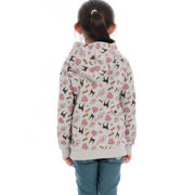 Kids Allover Print Hoody