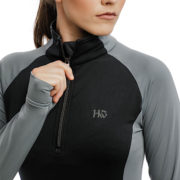 Thea Tech Quarter Zip