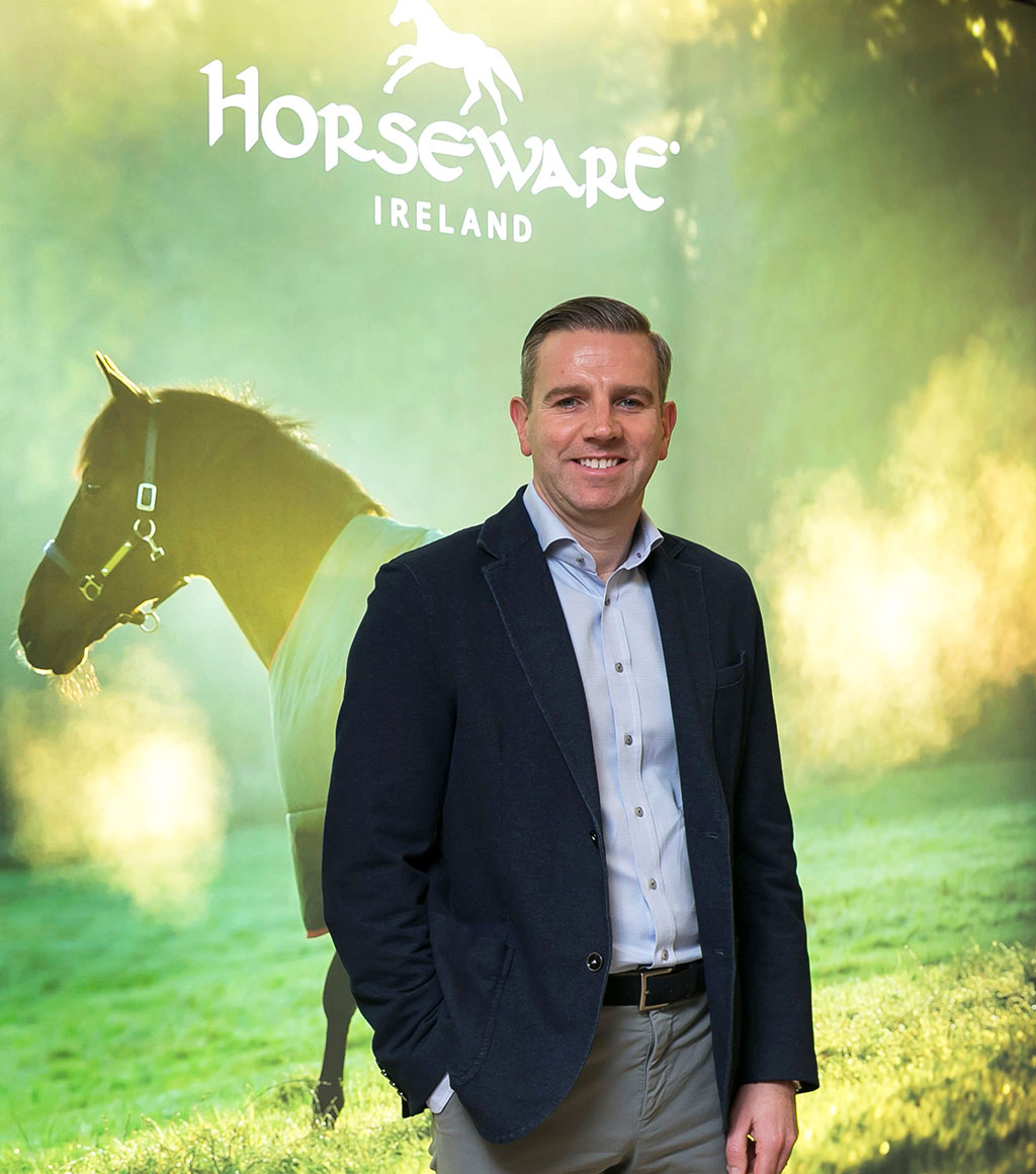 Horseware Ireland Announce New CEO