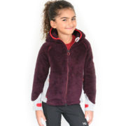Kids Sherpa Hooded
