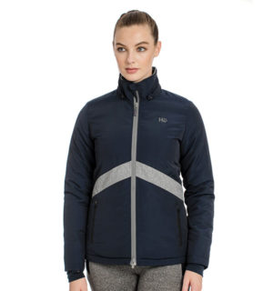 Technical Riding Jacket Navy