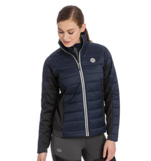Winter Hybrid Jacket Navy