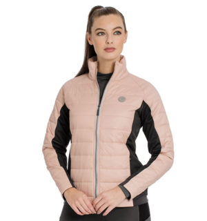 Winter Hybrid Jacket Misty Rose