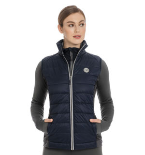 Winter Hybrid Gilet Navy