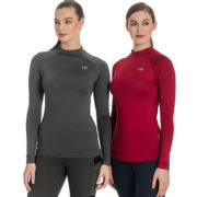 Keela Technical Base Layer Castlerock Grey