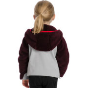 Kids Sherpa Hooded Back
