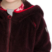 Kids Sherpa Hooded Detail