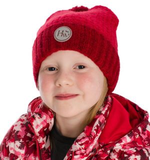 Kids Hat Red/Lollipop