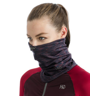Technical Sport Snood Fig Melange