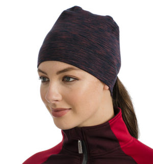 Lightweight Beanie Fig Melange