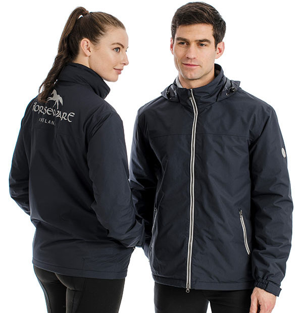 Signature Corrib Jacket Navy