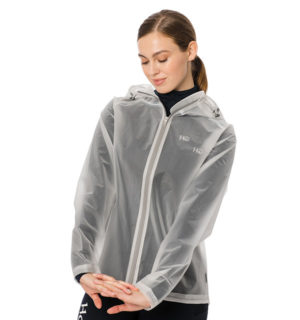 Transparent Waterproof Rain Jacket